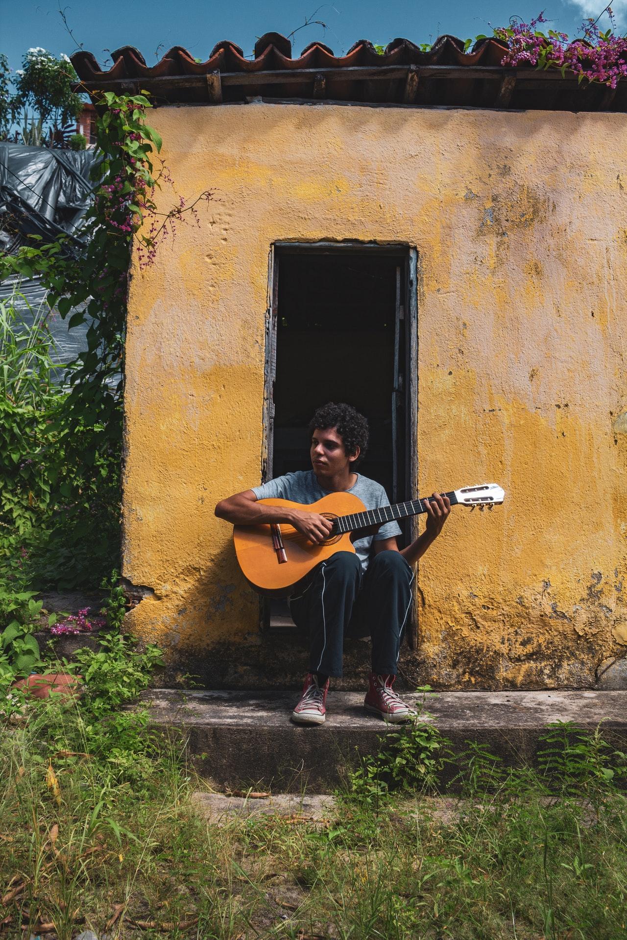 Die Geschichte vom brasilianischen Indianerjungen
